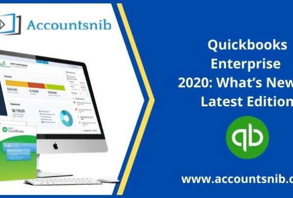 Quickbooks Enterprise 2020: What's New In Latest Edition